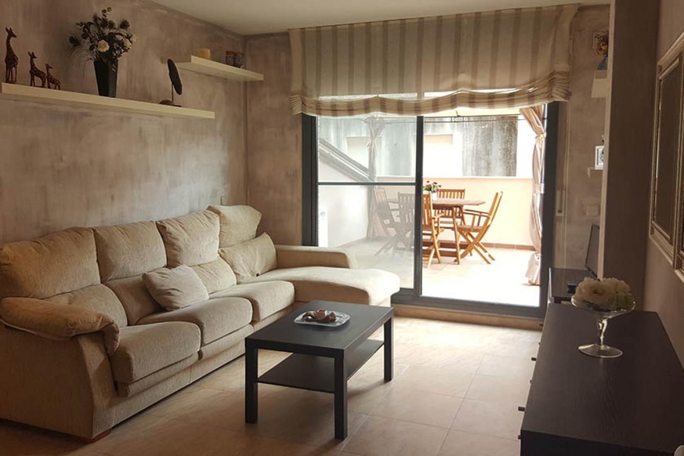 Apartamento turístico Segre en Deltebre