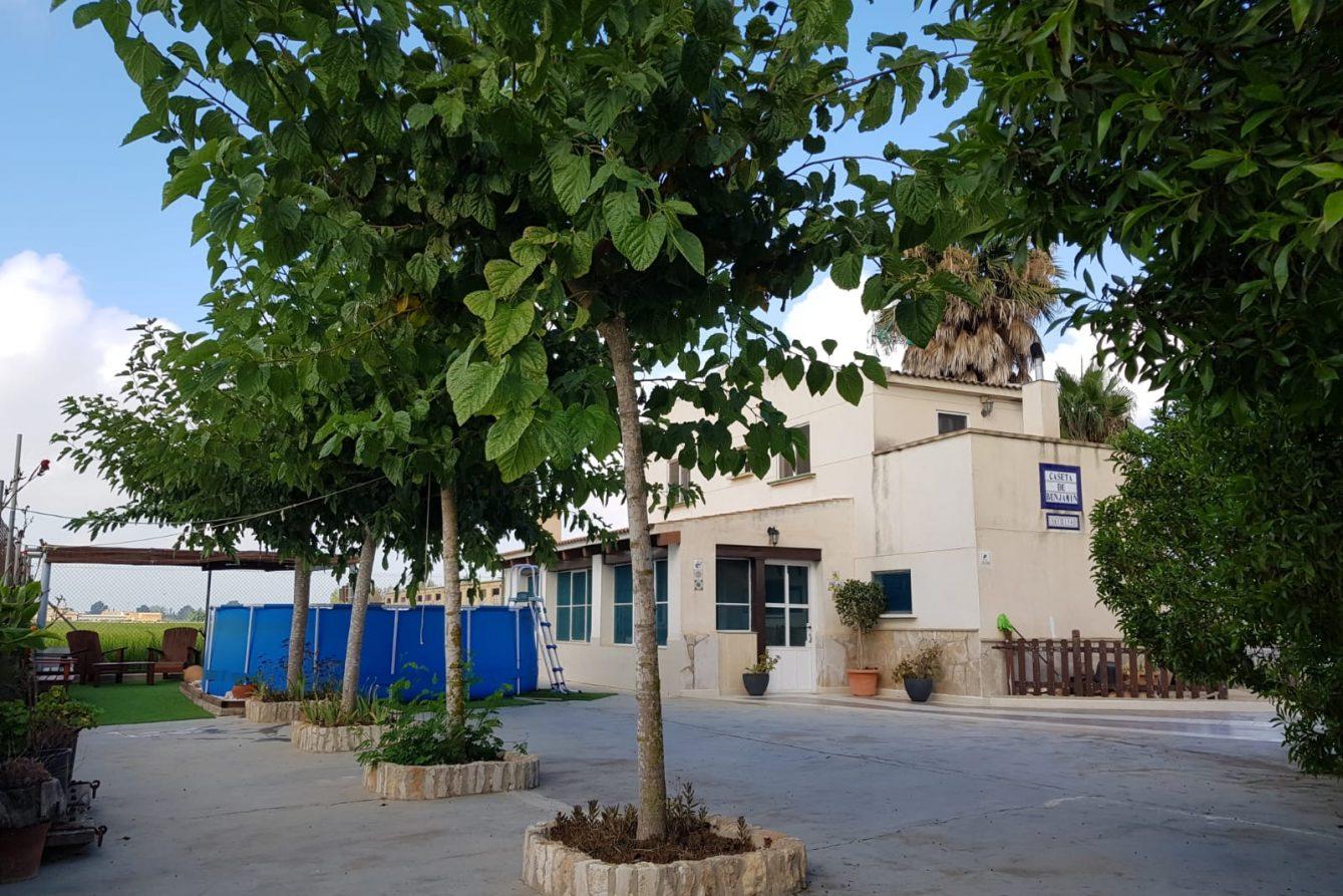 Alojamiento rural Caseta Benjamin Deltebre