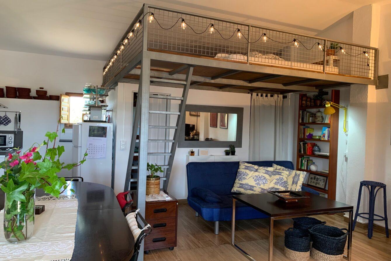 El Loft de casa Sorrapa