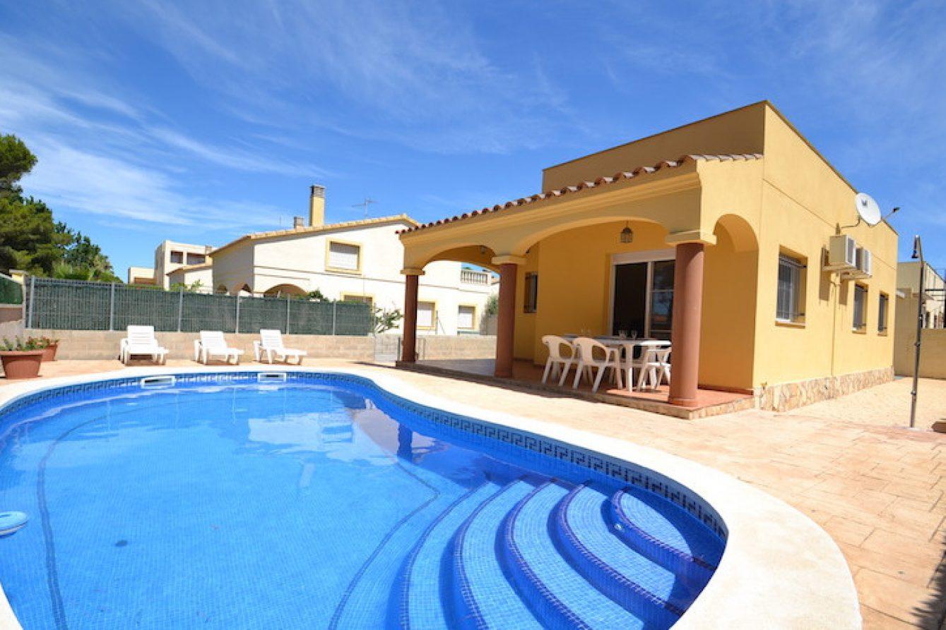 Casa Mallorca en Riumar (Deltebre)