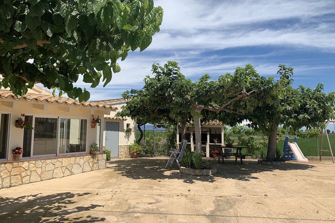 Casa Manigotxa en Delta de l'Ebre